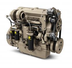 13.5L Generator Drive Diesel Engine