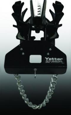 The new Yetter 6200-040 Drag Chain Shield is a time-saver, preventing drag chains from flipping up and catching on spiked closing wheels in challenging field conditions.